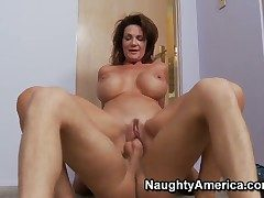 Danny Wylde gets pleasure non-native fucking Deauxma in their way cunt