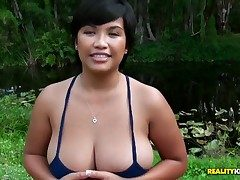Good-looking asian less on the mark innocent big boobs together with