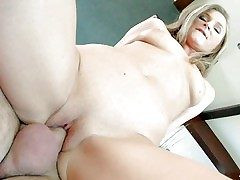 Angel Snow is a sex hungry European MILF. Lovable woman